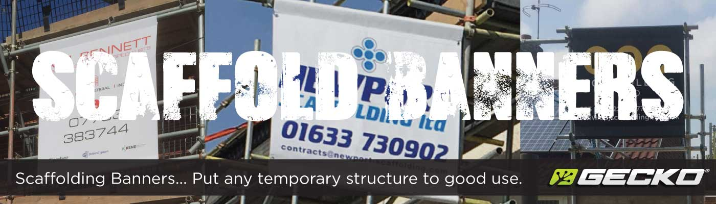 Scaffold Banners Header